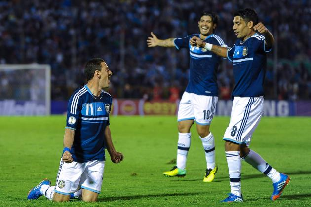 Argentina World Cup 2014 Roster: Squad Info and Group-Stage Predictions
