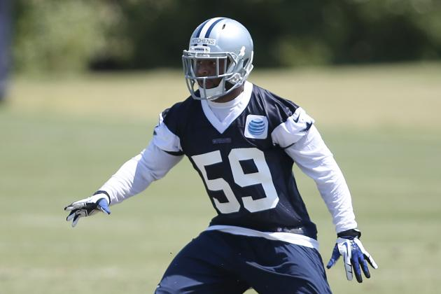Anthony Hitchens Will Be Suitable Stop-Gap Solution While Sean Lee Is Injured