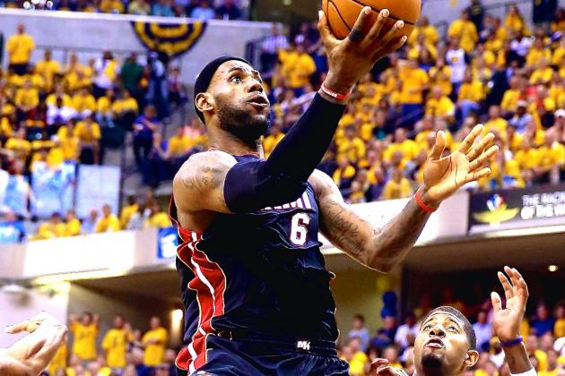 Why LeBron James Is Poised to Deliver a Monster Game 6 vs. Indiana Pacers