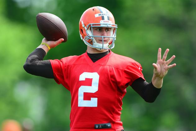 Cleveland Browns: Breaking Down How Johnny Manziel Compares to Jeff Garcia