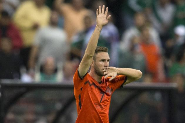 Film Focus: Miguel Layun's Performance vs. Israel Proves His Value for Mexico