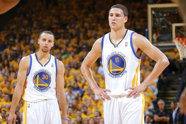 Stephen Curry: 'Huge' to Keep Klay Thompson, Talks Steve Kerr and Mark Jackson