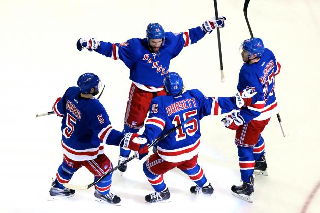 Canadiens vs. Rangers: Game 6 Score and Twitter Reaction from 2014 NHL Playoffs
