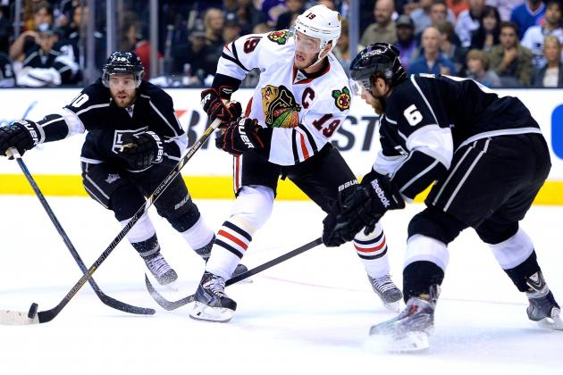 Chicago Blackhawks vs. Los Angeles Kings: Preview and Prediction for Game 6
