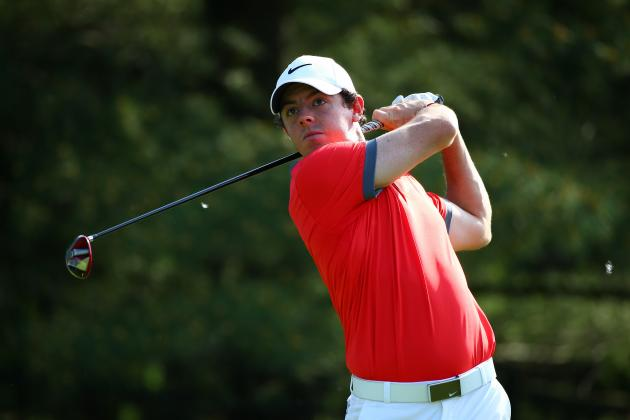 Rory McIlroy at Memorial Tournament 2014: Daily Scores, Leaderboard Updates