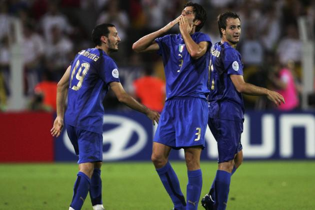 Italy World Cup Rewind: Gol Di Grosso, 2006 Semifinal