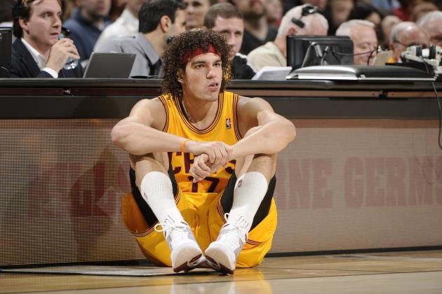 What's Anderson Varejao's Future with Cleveland Cavaliers?