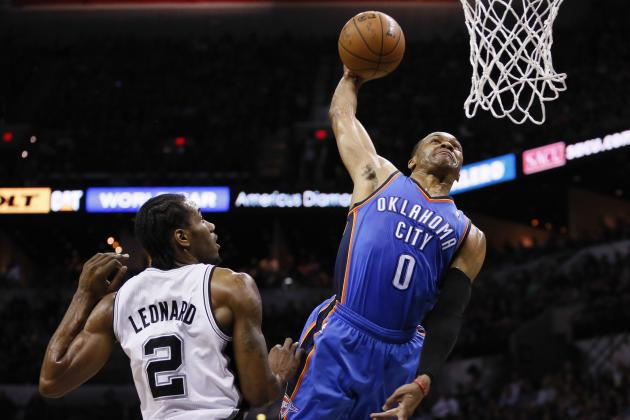 Dunk of the Night: Thursday, May 29