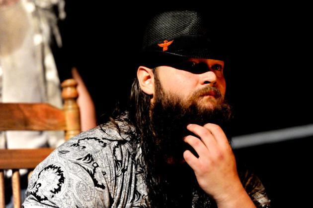Bray Wyatt's Star Could Fade After Facing John Cena