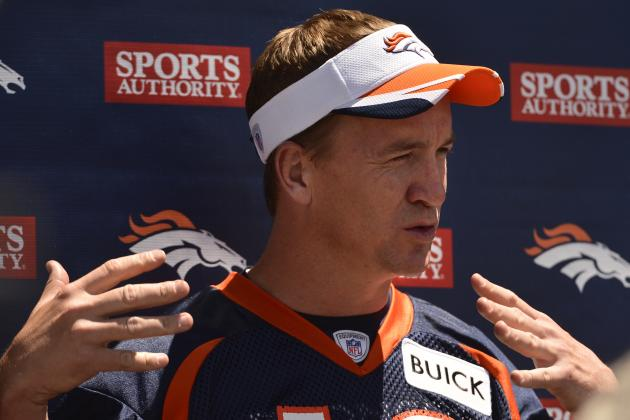 Denver Broncos: Observations, Quotes and Notes from Minicamp
