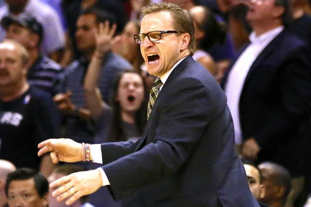 Gregg Popovich Puts Scott Brooks on Notice in Game 5 Blowout