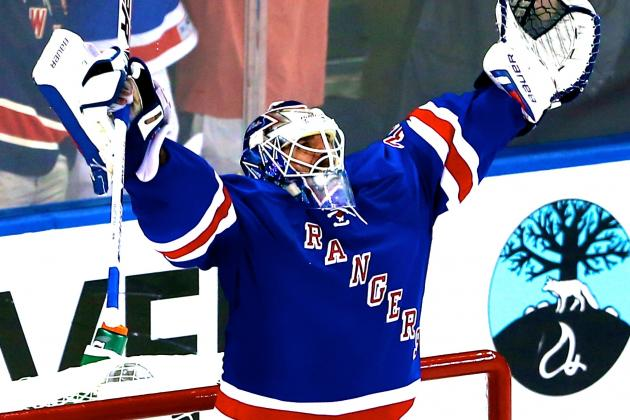 King Henrik Lundqvist Finally Ascends to Stanley Cup Throne as Rangers Edge Habs