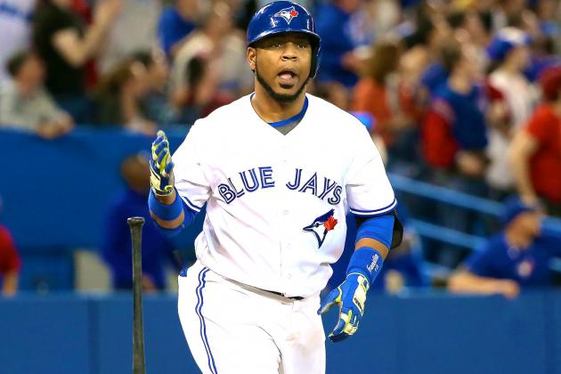 Edwin Encarnacion Chasing Home Run History with Torrid May Tear