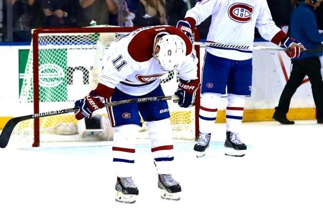 Habs Left to Wonder 'What If?' After Falling to Rangers in 2014 Eastern Final