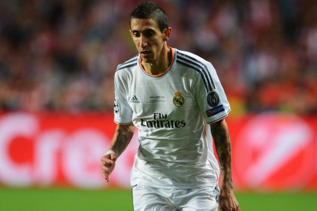 Arsenal Transfer News: Angel Di Maria Reveals Offers, Makes Real Madrid Plea