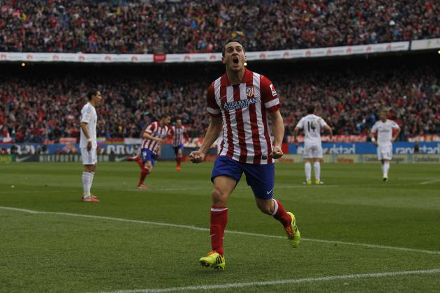 Manchester United Transfer News: Koke Club-Record Move Threatened by Barcelona