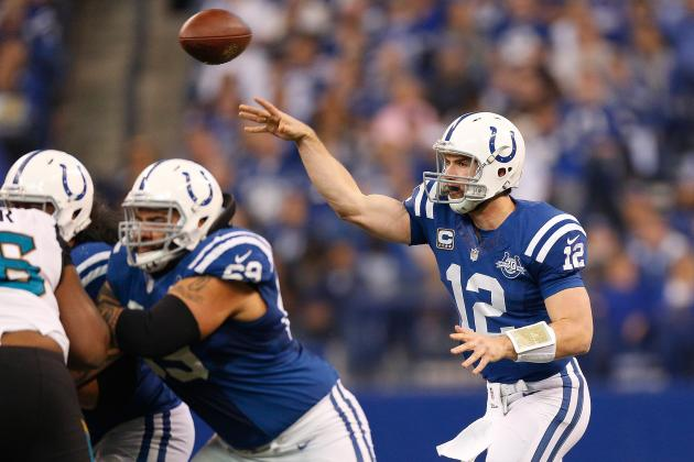 Can Andrew Luck Improve His Red-Zone Play in 2014?