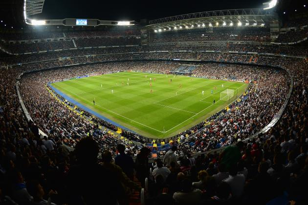 Real Madrid Hit with Partial Stadium Closure for Fans' Racism vs. Bayern Munich