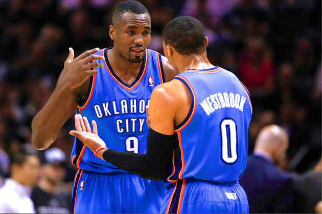 Spurs' Minor Lineup Change Leaves Thunder with Major Problem in West Finals