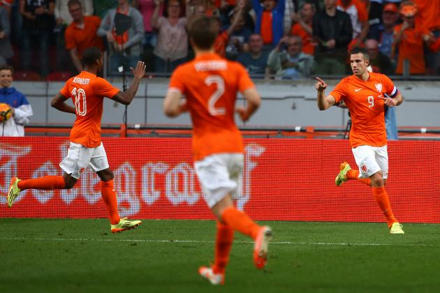 Netherlands vs. Ghana: Date, Time, Live Stream, TV Info and Preview