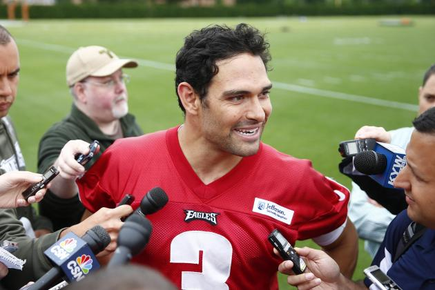 "Mark Sanchez Says He's ""just Entering the Prime of My Career"""