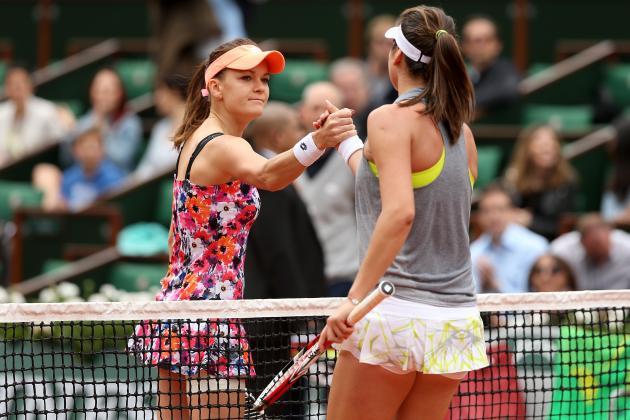 Agnieszka Radwanska vs. Ajla Tomljanovic: Score, Recap from 2014 French Open