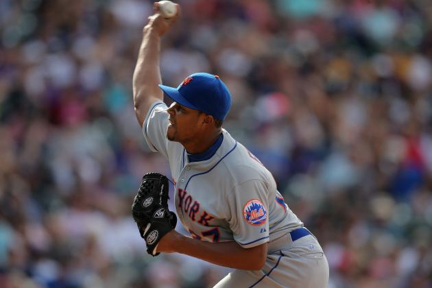 The Back of the Mets Bullpen Has a Chance to Be Tremendous