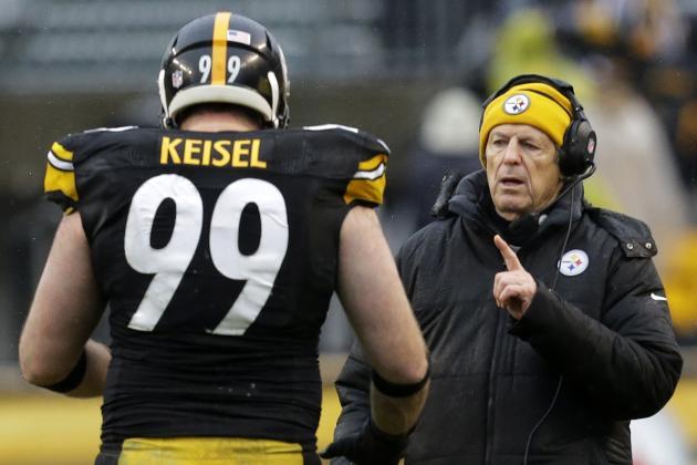 Is Brett Keisel on Steelers' Radar?