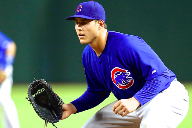 Better Know Your Organization: Anthony Rizzo Takes the Cubs Quiz