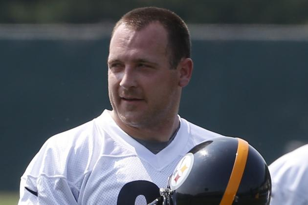 Heath Miller Expects to Be Better in 2014