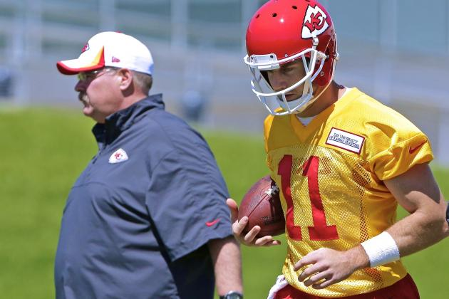 Alex Smith Contract: Latest News and Rumors on Negotiations with Chiefs