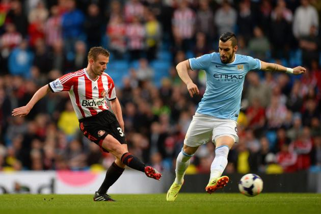 Manchester City Cannot Sell Alvaro Negredo Without a Star Replacement in Place