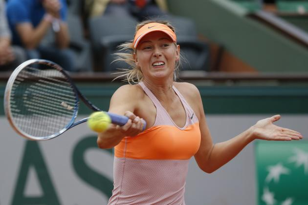 Maria Sharapova vs. Paula Ormaechea: Score and Recap from 2014 French Open