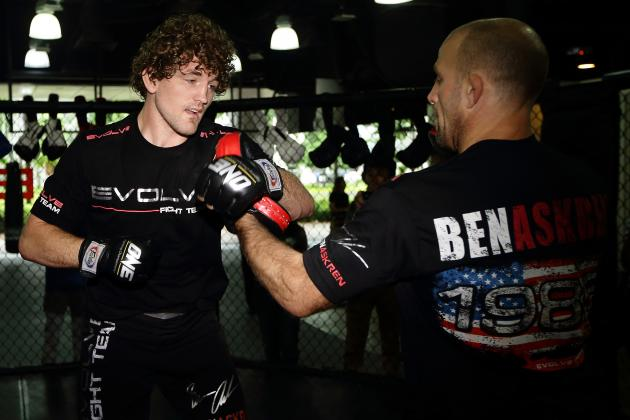 Ben Askren Wins One FC Debut with First-Round Submission