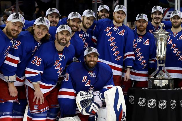 Why the 2013-14 New York Rangers Are a Team of Destiny