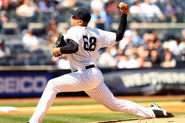 Joe Girardi Has Yankees' Bullpen Exceeding Expectations