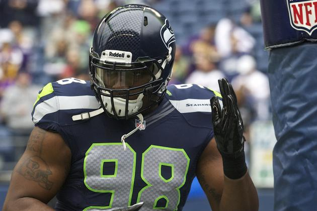 Defensive Line Battles for Seattle