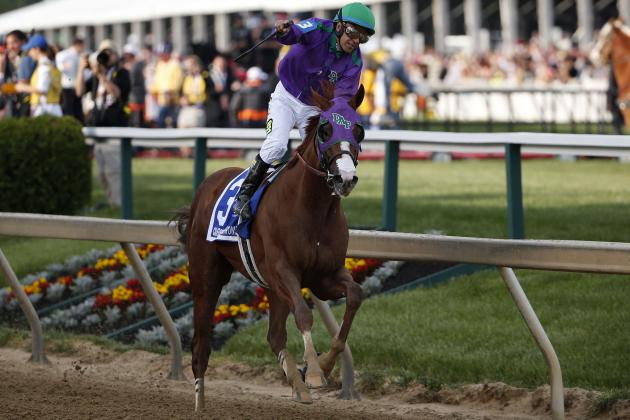 Analyzing California Chrome's Top Threats to Triple Crown Triumph