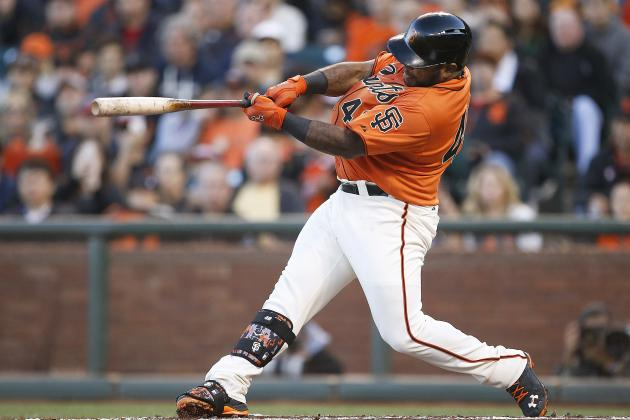 Giants' Pablo Sandoval Extends RBI Streak to 9 Games