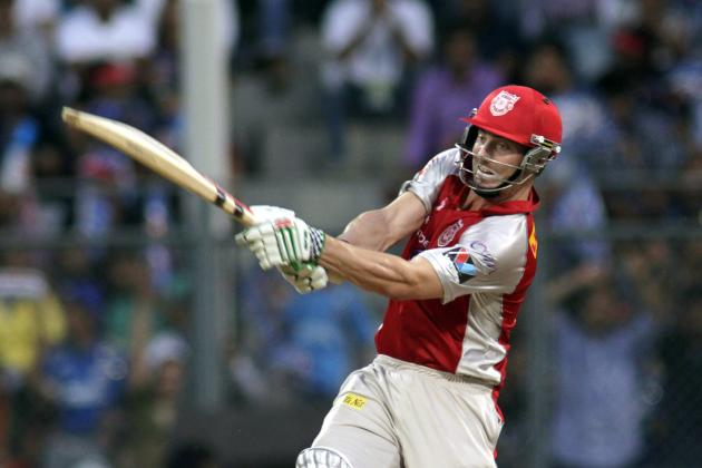 Kings XI vs. Chennai Super Kings, IPL 2014: Highlights, Scorecard and Report