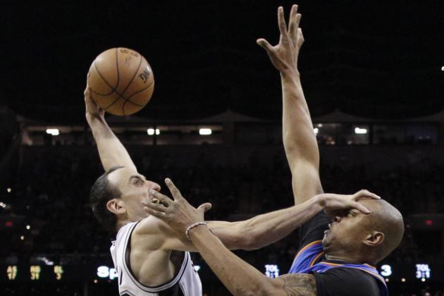 San Antonio Spurs vs. Oklahoma City Thunder: Game 6 Preview and Predictions