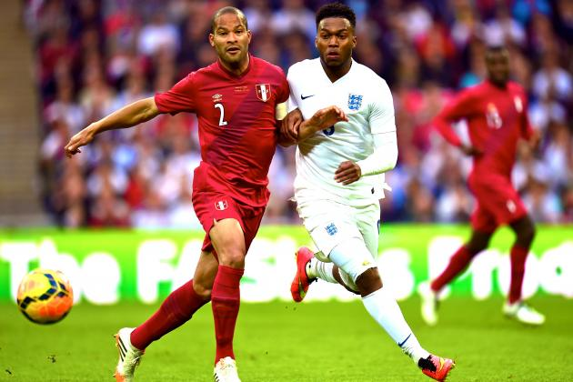 England vs. Peru: International Friendly Live Score, Highlights, Report
