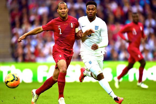 England vs. Peru: International Friendly Live Score, Highlights, Report