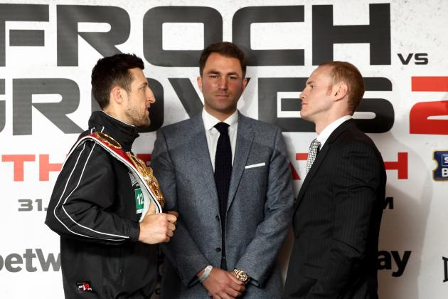 Carl Froch vs. George Groves 2: Each Fighter's Biggest Keys to Victory