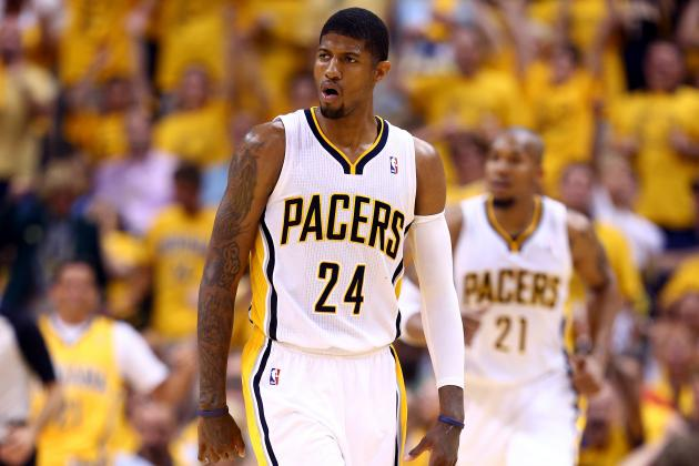 Paul George Facing Paternity Suit