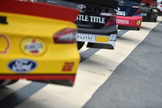NASCAR at Dover 2014 Qualifying Results: Live Leaderboard Updates