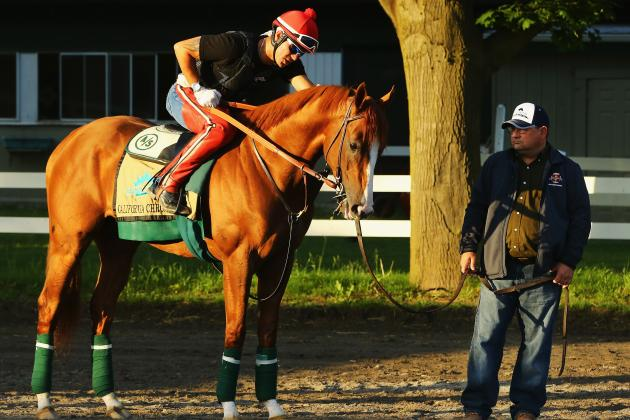 Belmont Stakes 2014: Updated Odds and Preview for Triple Crown Finale