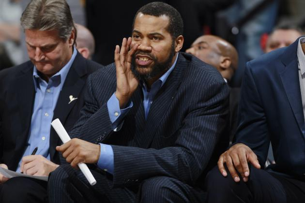 Rasheed Wallace No Longer on Detroit Pistons' Coaching Staff