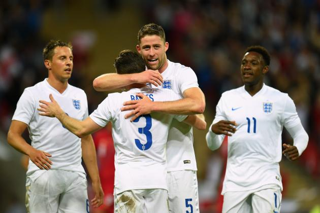 England vs. Peru: International Friendly Score, Grades and Post-Match Reaction