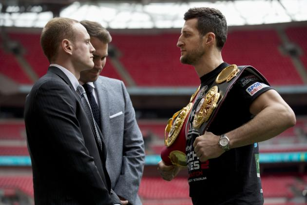 Froch vs. Groves 2: Complete Preview and Viewing Info for Title Rematch